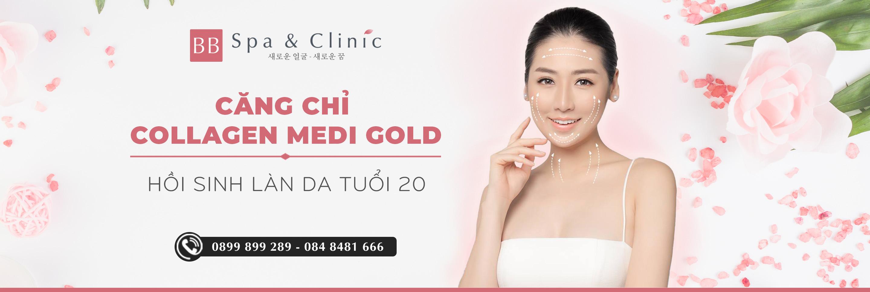 Căng chỉ Collagen Medi Gold